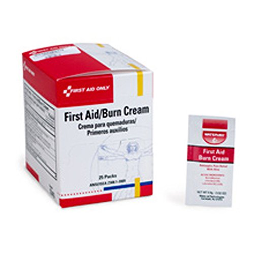 First Aid/Burn Cream, 0.9g, PK144 - Lidocaine Burn Relief