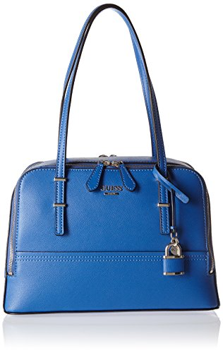 Guess Damen Hwsa6421090 Shopper, Blau (Blu), 13x22.5x36 cm