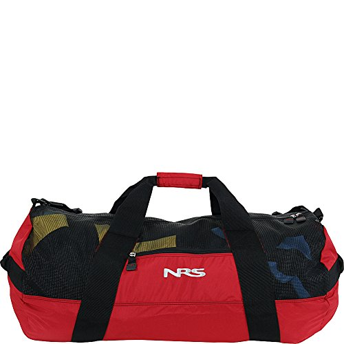 Nrs Bag (NRS Purest Mesh Duffel Bag - Large (Red))