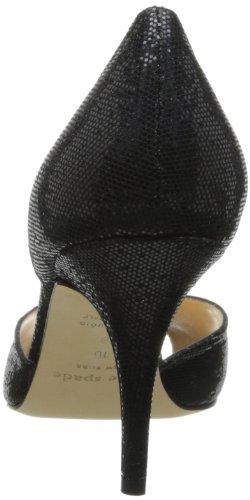 Kate Spade New York Femme Sauge Dorsay Pompe Noir / Starlight