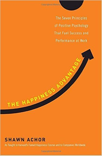 [By Shawn Achor]The Happiness Advantage: The Seven Principles of Positive Psychology (Hardcover) 【2010】by Shawn Achor [1837]