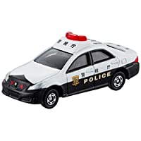 Tomica No.110 Toyota Crown (Patrol Car) (Caja)