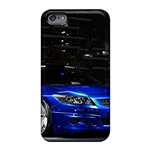 Excellent Hard Cell-phone Case For Apple Iphone 6s (sRx578bevl) Customized Vivid Honda Accord Pictures
