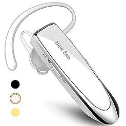 New bee Bluetooth Earpiece Wireless Hand...