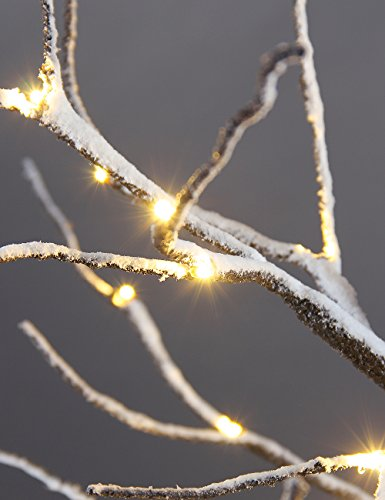 Outdoor Lighted Snowflake Ornaments in US - 1