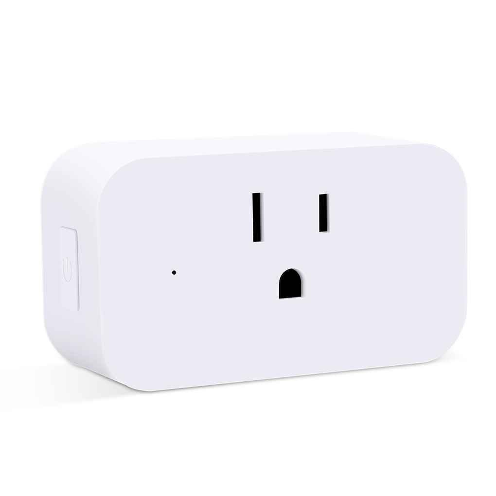 Omkuwl Wifi Plug Socket Outlet Smart Remote Wireless Controls for Smartphone iphone Android US Plug