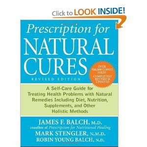 Read Online Prescription for Natural Cures byStengler PDF ePub book