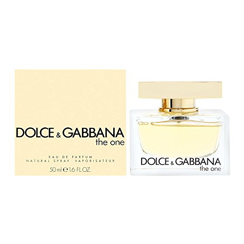 D&G The One for Women EDP Spray, 1.6 Fluid Ounce, Pack of 1 (Dolce Gabbana One Women)