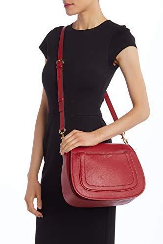 Crossbody Large Marc Leather Jacobs City Empire Wine Bag nzpxXqH