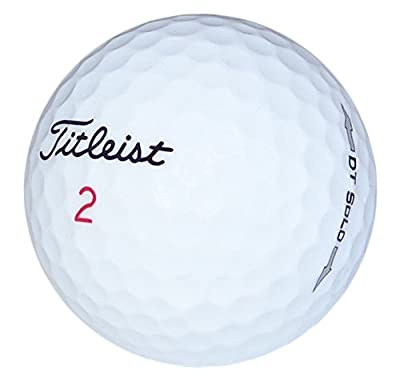 Titleist DT Solo Mint Recycled Golf Balls (36 Pack)