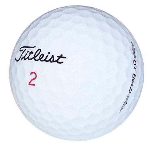 Titleist DT Mix Mint Recycled Golf Balls (36 Pack) by GolfBallHero