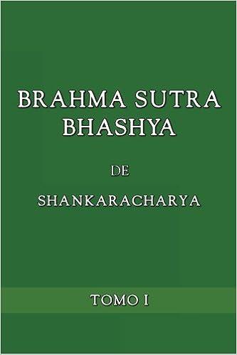Brahma Sutra Bhasya Of Shankaracharya Ebook Download
