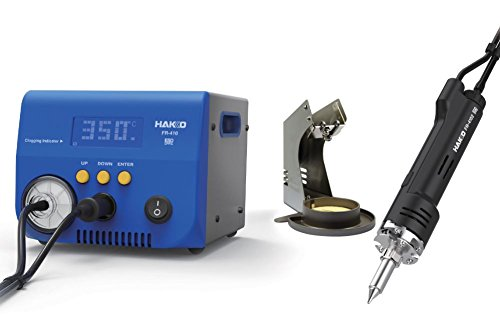 High Power Desoldering Station with Pencil-Style Desoldering Tool