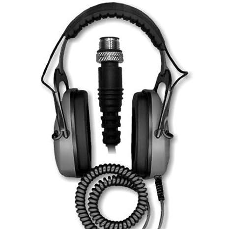 DetectorPro gris fantasma para auriculares (para minelab CTX 3030)