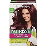 Nutrisse Easy Foam Med Auburn Brown 5R (Pack of 3)