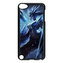 iPod Touch 5 Case Black League of Legends Ice Drake Shyvana VB6008344