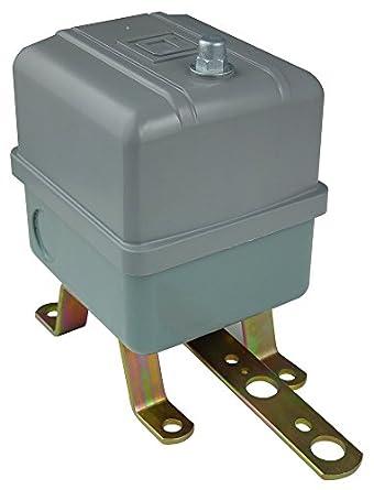 Square D 9036 Heavy-duty abierto tanque interruptor de flotador, NEMA 1, contactos cerca de aumento: Amazon.es: Amazon.es