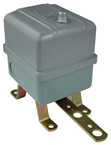 Square D 9036GG2R Heavy-Duty Open Tank Float Switch, NEMA 1, Contacts Open on Rise
