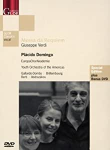 Placido Domingo/EuropaChorAkademie/Youth Orchestra of the Americas: Verdi - Messa da Requiem
