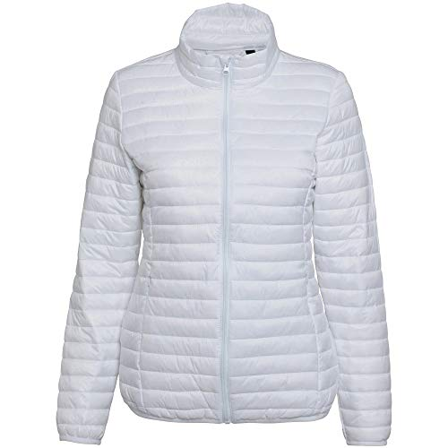 Look Outdoor Coat ladies Quilted Jacket Padded Womens White Morar Oqrqpaxwd
