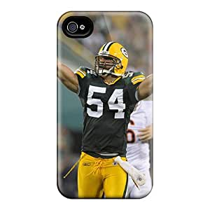 Fashionable Nqn4629zcTo Iphone 4/4s Case Cover For Green Bay Packers Protective Case