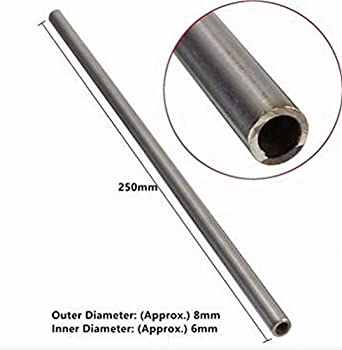 Od 8mm X 6mm Id 304 Stainless Steel Capillary Tube Length