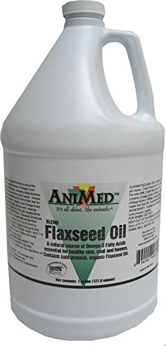 AniMed Flax Seed Blend Oil