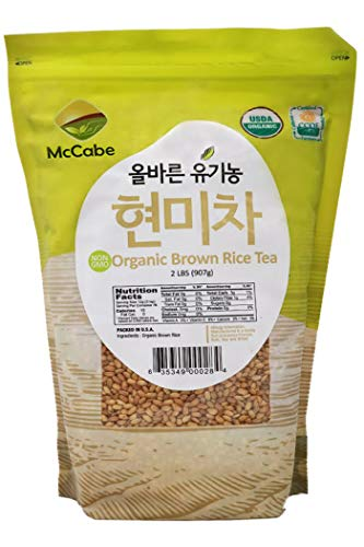 (McCabe Organic Brown Rice Tea, 2-Pound)