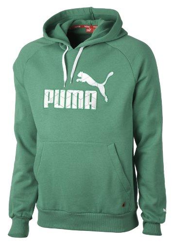 felpe puma verde