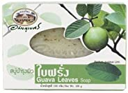 Abhaibhubejhr Thai Guava Leaves Soap 100 G. Thailand Product