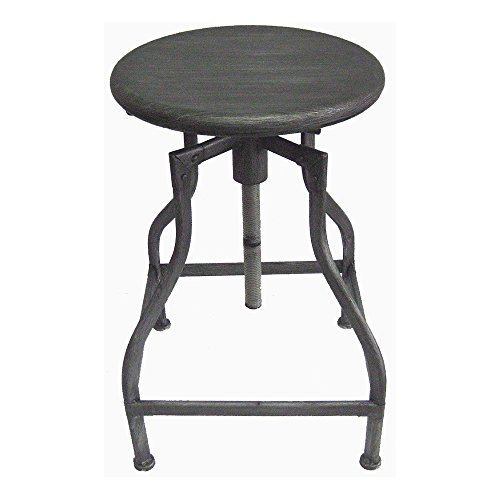 Retro Adjustable Bar Stools - 5