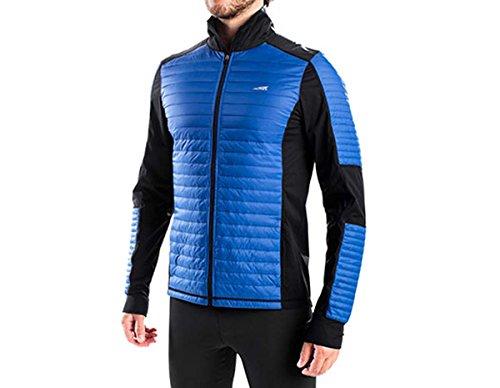 Altra Zoned Heat Full Zip Jacket - Men's Black Medium