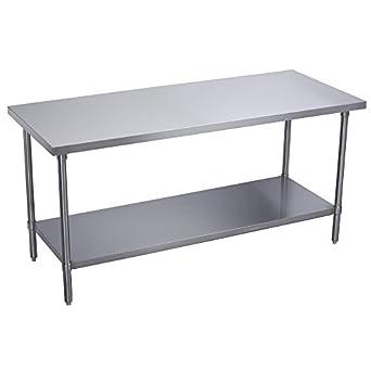 Bon 30u0026quot;x12u0026quot; Stainless Steel Work Table ...