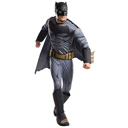 Rubie's Costume Co. Men's Batman Adult Deluxe Costume, As Shown, Standard]()
