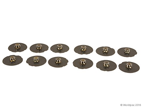 Genuine W0133-1927222 Disc Brake Pad Shim Kit by Genuine