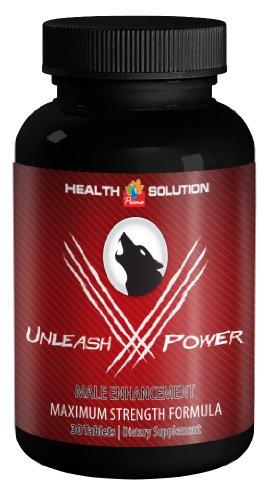 enhancement pills increase size - UNLEASH V POWER - MALE ENHANCEMENT MAXIMUM STRENGTH FORMULA - tongkat ali root - 1 Bottle 30 Tablets