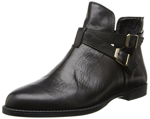 Bella Vita Women's Raine Boot - Black Leather - 5 B(M) US