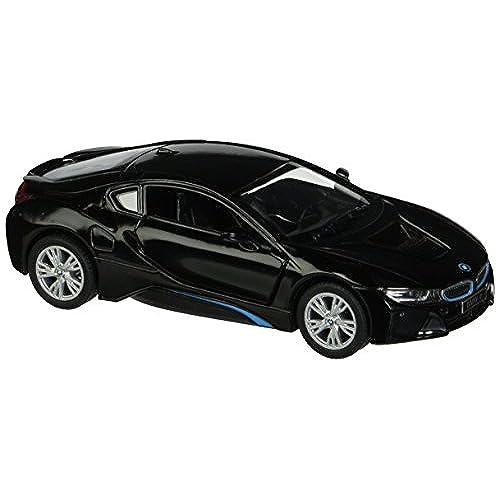 Kinsmart BMW I8 136 Scale Super Car Black