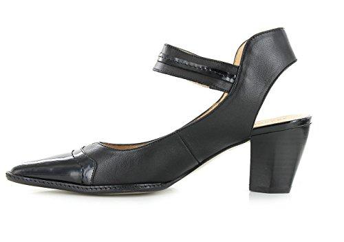 Escarpins Salomã©s Kiri Femme France Mode Noir RBaRz
