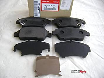 OEM Front Ceramic Brake Pad Set For Hyundai Entourage 2007-2008