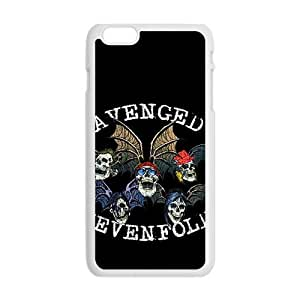GKCB Avenged Sevenfold Cell Phone Case for Iphone 6 Plus