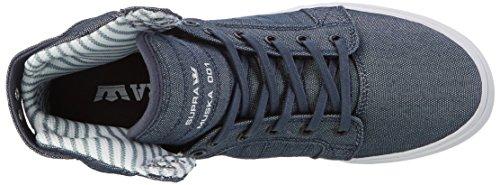 Supra Skytop Medium Sneaker Off Wit - Wit