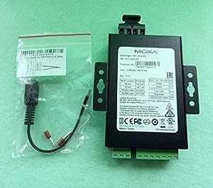 Moxa TCF-142-M-SC convertidor, repetidor y aislador en