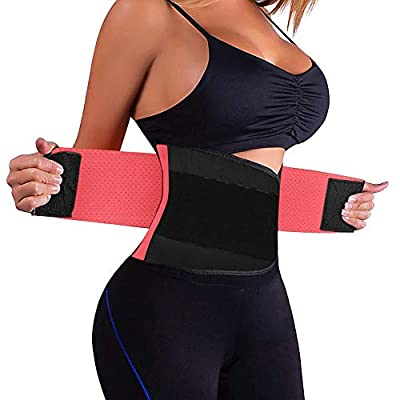 ZOUYUE Back Brace, Back Braces for Lower Back Pain Waist Trainer for Weight Loss Body Shaper Waist Trimmer Waist Trainer