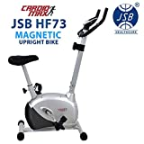 Cardio Max JSB HF73 Magnetic Upright Fitness Bike Exercise Cycle