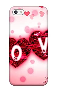 ZippyDoritEduard Iphone 5/5s Well-designed Hard Case Cover Love Protector