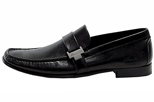 Kenneth Cole Mens Fashion Slip På Florence Loafer Sko Svart