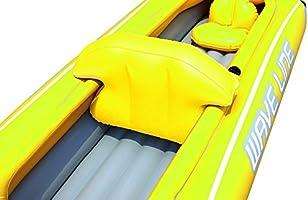 Bestway Kajak 357x77cm Wave Line Set - Kayak Hinchable