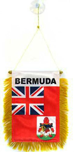 Wholesale lot 3 Bermuda Mini Flag 4