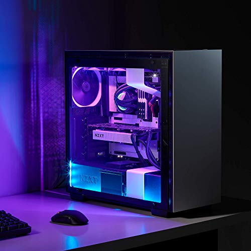 NZXT HUE 2 RGB Lighting Kit Black (AC-HUEP2-M1)